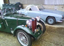 MG classic car restoration south east